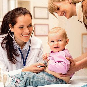 Как записать ребенка к врачу через госуслуги