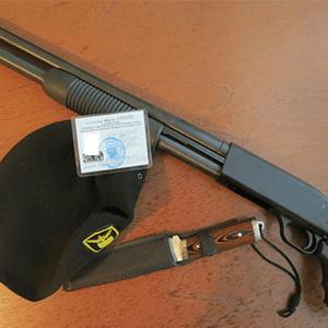 Как получить разрешение на гладкоствольное оружие?