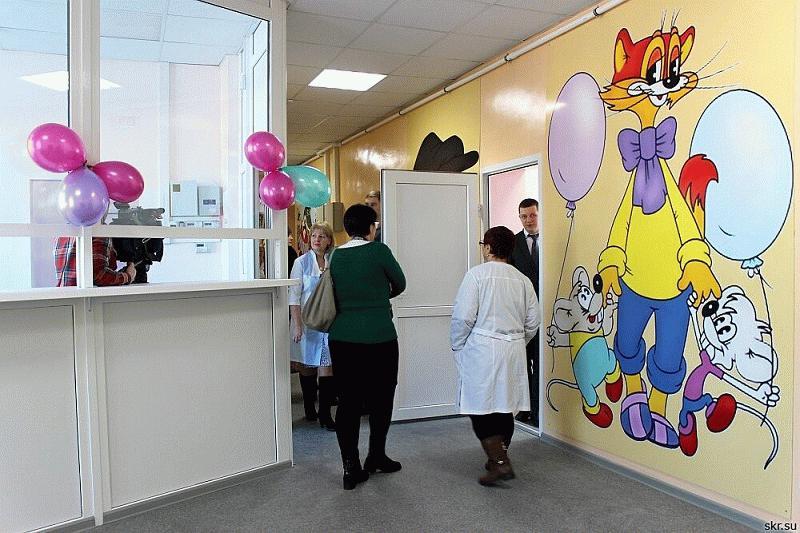 Получить нужные сведения можно и в регистратуре детской поликлиники