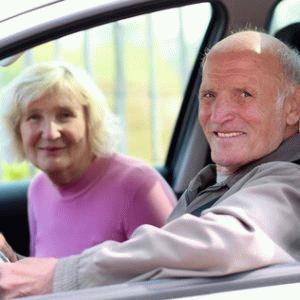 Оплата транспортного налога пенсионерами