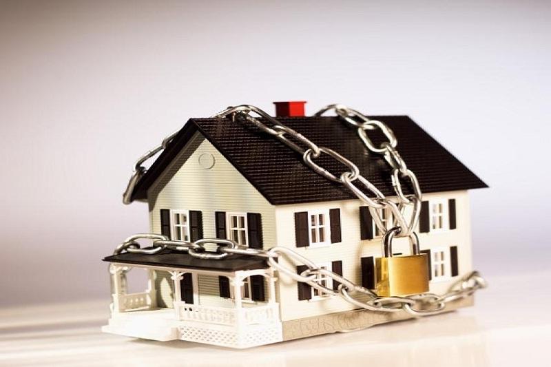 Обременение не позволяет распоряжаться имуществом
