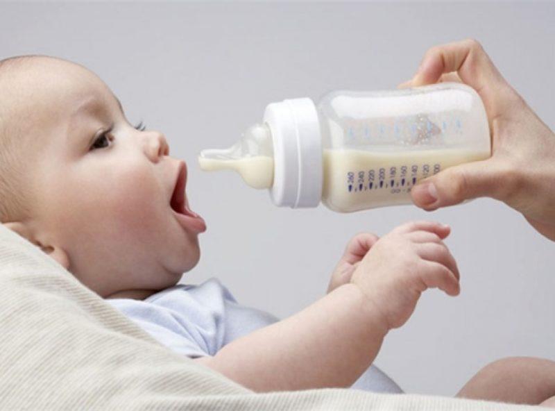 Как оформить молочную кухню для самых маленьких