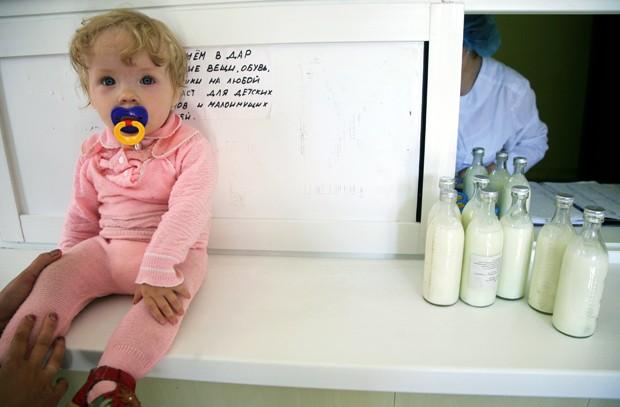 Молочная кухня для детей до 3 лет