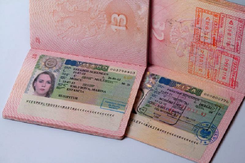 Заполнение заявления на шенген возможно только в посольстве или консульстве