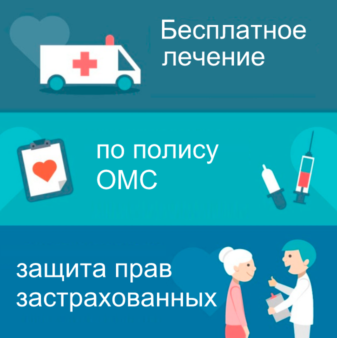 Оформление ОМС дает возможность получения медицинского обслуживания