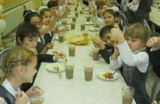 Оплата школьного питания через «Госуслуги»