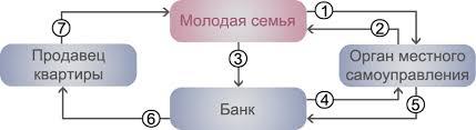 Схема использования госсубсидии