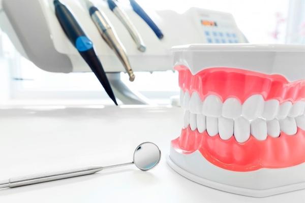 За лечение зубов