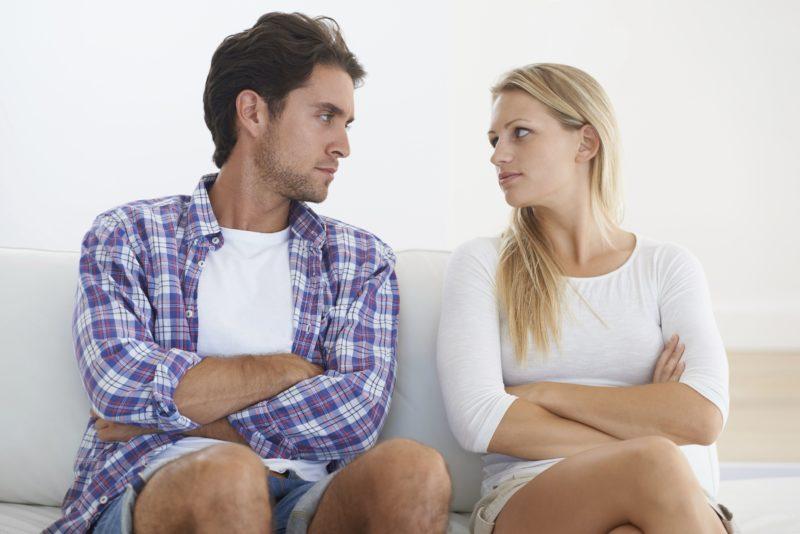 Родственная связь мужа и жены