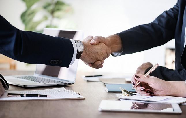 Малый бизнес на переговорах