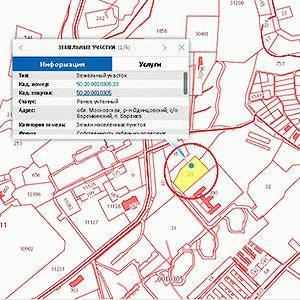 Как проверить кадастровый номер земельного участка через интернет