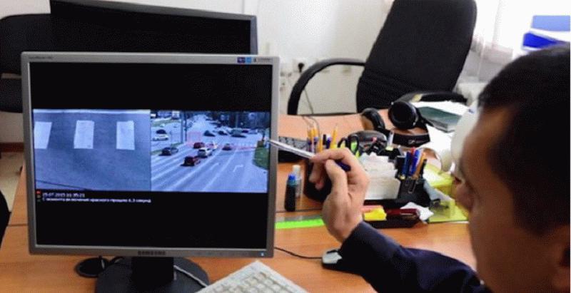 выявление правонарушений на основе данных видеофиксации