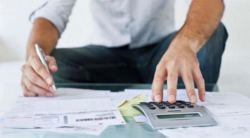 Подсчет коммунальных платежей