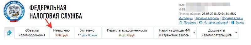 Разделы ФНС