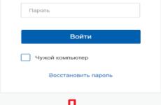 Восстановление пароля на «Госуслугах» через СНИЛС