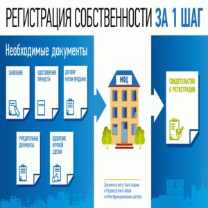 Покупка и регистрация собственности на квартиру через МФЦ