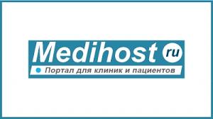 Логотип портала Медихост